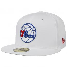 59Fifty GCP 76ers 1 Cap by New Era  , Gr. 7 0/0 (55,8 cm), Fb. weiß
