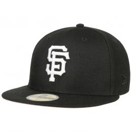59Fifty GCP SF Giants 2 Cap by New Era  , Gr. 7 1/4 (57,7 cm), Fb. schwarz
