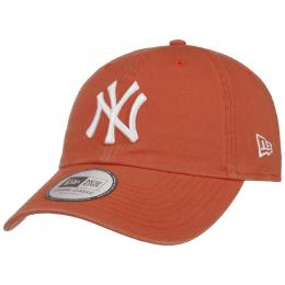 9Twenty Washed Casual Yankees Cap by New Era  , Gr. One Size, Fb. rost