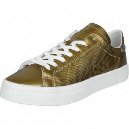 Adidas Originals Damen Sneaker Court Vantage copper