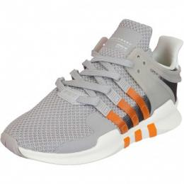 Adidas Originals Damen Sneaker Equipment Support ADV grau/orange