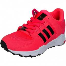Adidas Originals Damen Sneaker Equipment Support  pink/schwarz