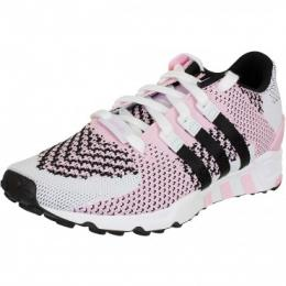 Adidas Originals Damen Sneaker Equipment Support RF Primeknit pink/schwarz