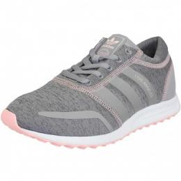 Adidas Originals Damen Sneaker Los Angeles grau/weiß