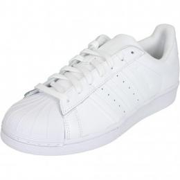 Adidas Originals Sneaker Superstar Foundation weiß/weiß