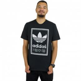 Adidas Originals T-Shirt Japan Archive schwarz