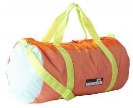 adidas Stellasport Teambag Colourblocking Sporttasche (Farbe: clear aqua/solar orange/bliss coral s13)