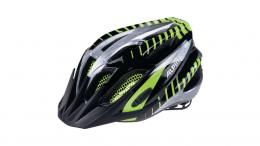 Alpina FB Jr. 2.0 Jugendhelm BLACK-STEELGREY-NEON 50-55CM