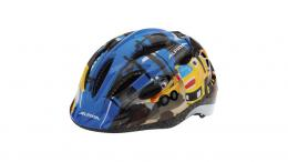 Alpina Gamma 2.0 Kinderhelm CONSTRUCTION 46-51CM