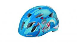 Alpina Ximo Flash Kinderhelm DRAGON 47-51CM