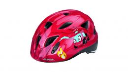 Alpina Ximo Kinderhelm FIREFIGHTER 2016 49-54CM