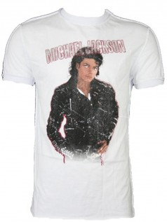 Amplified Herren Shirt MICHAEL JACKSON