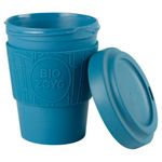 Bambusbecher To Go deep blue, 300ml