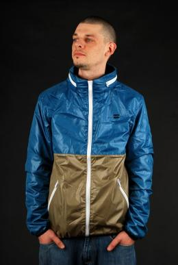 Billabong Amphibious Jacke Naval Blue