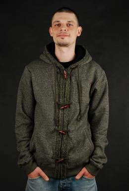 Billabong Donavon Ziphood Surplus Fashion Fleece