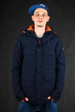 Billabong Horn New Navy Winterparka Gr. L