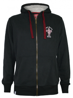 Black Money Crew Herren Jacke BMCross (S)