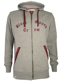 Black Money Crew Herren Jacke Crew