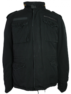 Black Money Crew Herren Jacke Parker