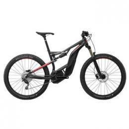 Cannondale Moterra 3 27,5+ Zoll, Alu, Deore, 10-Gang