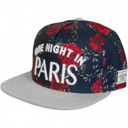 Cayler & Sons Snapback Cap Sons One Night dunkelblau/rot