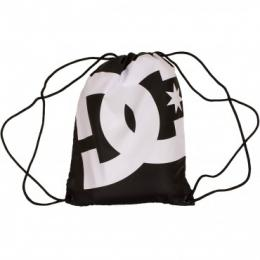 DC Shoes Gym Bag Simpski schwarz