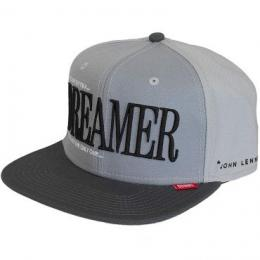 Djinns Snapback Cap Citation Dreamer grau