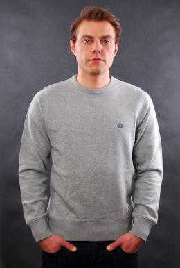 Element Mesa III Fashion Fleece Sweatshirt Grey Heather