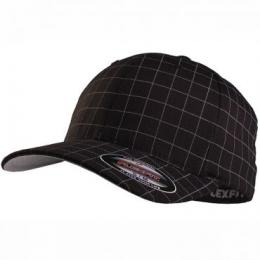 Flexfit Squareline Cap black/white