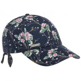 Flower Viskose Cap by Seeberger  Stoffcap