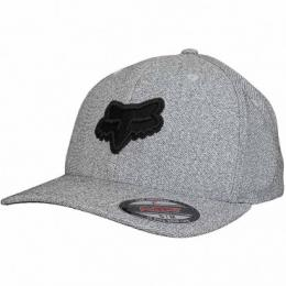 Fox Flexfit Cap Supposed To heather grau