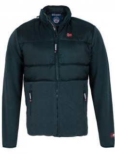 Geographical Norway Herren Jacke Bump (dunkelblau)