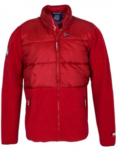Geographical Norway Herren Jacke Bump (M) (rot)