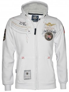 Geographical Norway Herren Jacke Faero (weiß)