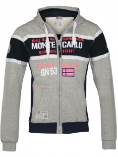Geographical Norway Herren Jacke Ganton (grau)
