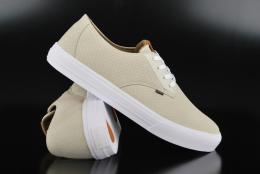 Globe Motley Lyte Perforated Sand White Sneaker US10/EU43