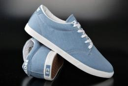 Globe Schuhe Lighthouse Slim Slate Blue Sneaker