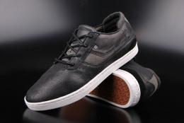 Globe Sneaker Comanche Distressed Black