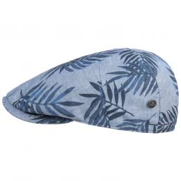 Hawaii Flatcap by Lierys  , Gr. 61 cm, Fb. blau