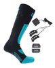 Hotronic 01-0100-346-4 Heat Socks Set XLP One Pearl Green - Grün