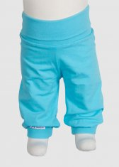 Jersey Babypants Light Turquoise