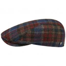 Johnny Virgin Wool Flatcap by Lierys  , Gr. 61 cm, Fb. blau