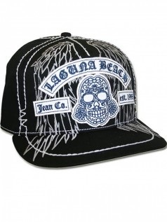 Laguna Beach Jeans Unisex Base Cap Huntington Beach