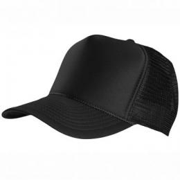 MasterDis Trucker Cap High Profile schwarz