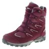 Meindl WINTER STORM JUNIOR GTX Aubergine Silber Kinder Winterstiefel