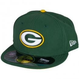New Era 59FIFTY Cap Green Bay Packers Authentic Performance On-Field