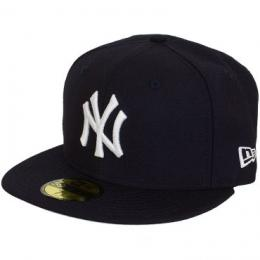 New Era 59Fifty Fitted Cap 27 Strike Offs NY Yankees dunkelblau