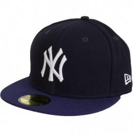 New Era 59Fifty Fitted Cap GER MLB Two Tone NY Yankees original