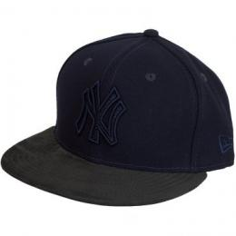 New Era 59Fifty Fitted Cap Poly Tone NY Yankees schwarz