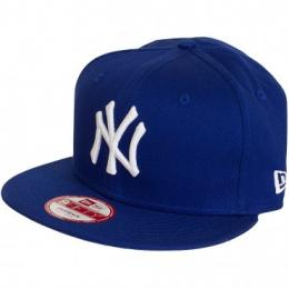 New Era 9Fifty Snapback Cap League Basic NY Yankees blau